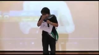 getlinkyoutube.com-قصيدة سوريا يلقيها الطفل السعودي راشد المطوع