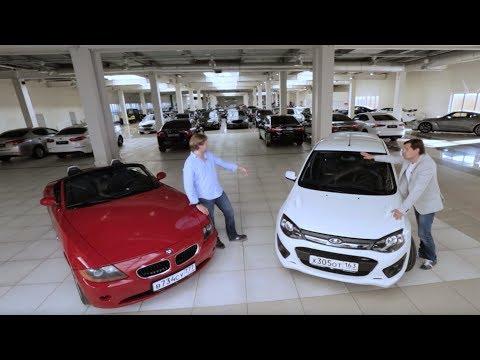 Бюджетный спорткар. BMW Z4 vs Lada Kalina Sport | Это ваша машина
