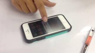 getlinkyoutube.com-i phone 5 จอสั่นเป็นเส้น ส่งมาจาก พัฒนาการ สวนหลวง ซ่อมกับช่างตั้ม นนทบุรี 0895010100