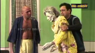 getlinkyoutube.com-Best Of Iftekhar Thakur New Full Comedy Act and Funny Clip