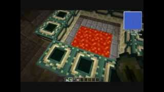 Como encontra el Portal del End - Minecraft 1.7.10