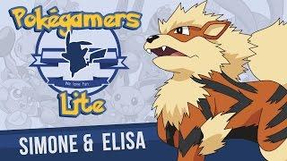 getlinkyoutube.com-Pokégamers Lite: Simone e Elisa [Sedia Prak finito Male!!11!!]