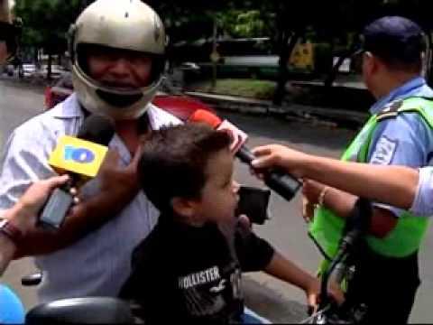 Policía impondrá mano dura para que se respeten las leyes de tránsito