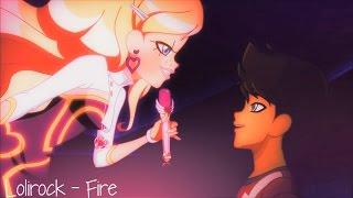 getlinkyoutube.com-Lolirock - Just like fire (AMV)