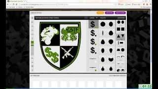 getlinkyoutube.com-how to make a crew emblem on gta 5