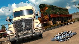 "American Truck Simulator | 80 Toneladas vs Kenworth T680 ""El Palomo"""