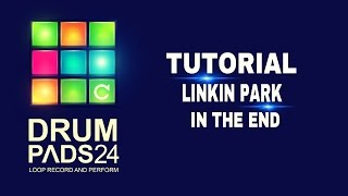 getlinkyoutube.com-#DRUM PADS 24! Tutorial №3! Linkin Park In the end! Cover