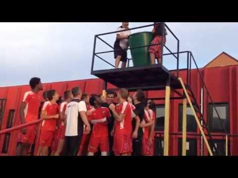 PMFC-MATIAS Ice Bucket Challenge