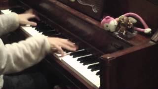 【ピアノ】 「海色」を弾いてみた 【艦これアニメOP】