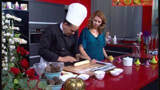 getlinkyoutube.com-Pain aux olives  خبز بالزيتون الاسود