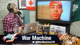 getlinkyoutube.com-War Machine Reflects on Nearly Two Years in Jail, Bellator's 'Vote for the Fight'