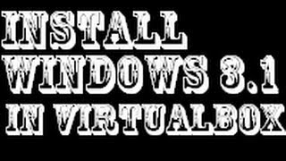 How to: Install Windows 3.1 in VirtualBox [EASY]