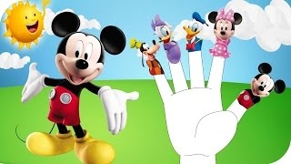 getlinkyoutube.com-♪ Finger Family Mickey Mouse Clubhouse ♪ Nursery Rhymes For Children ♪ Kids Songs ♪