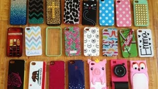 getlinkyoutube.com-iPhone Case Collection + Giveaway!
