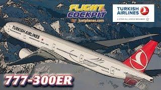 getlinkyoutube.com-TURKISH AIRLINES 777-300ER