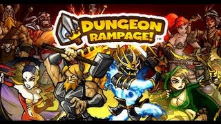 getlinkyoutube.com-DUNGEON RAMPAGE x10 Coins-Xp and Chest hack !! 720p HD !