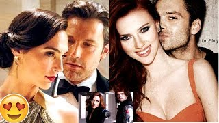 Top 10 Marvel and DC Superhero Couples - Facts You Need to Know - 2017