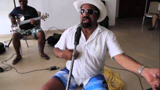 getlinkyoutube.com-Bonga - Sodade (unplugged version)