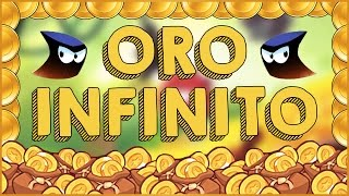 getlinkyoutube.com-[PATCHED] Oro INFINITO - Glitch | King Of Thieves