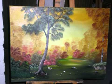 SÜLEYMAN ABACI yagli boya resimleri painting  malerei