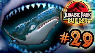 getlinkyoutube.com-Jurassic Park Builder: MARINE Tournament: Part 29 Captain Levi! HD