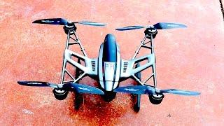 getlinkyoutube.com-Aeronaut CAM Carbon Fibre props vs Stock for drones