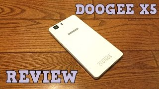 getlinkyoutube.com-DOOGEE X5 REVIEW