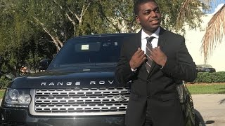 "Kodak Black ""Last Video Before Being Arrested Drives To Court In Suit"""