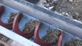 getlinkyoutube.com-Shaftless spiral conveyor screws