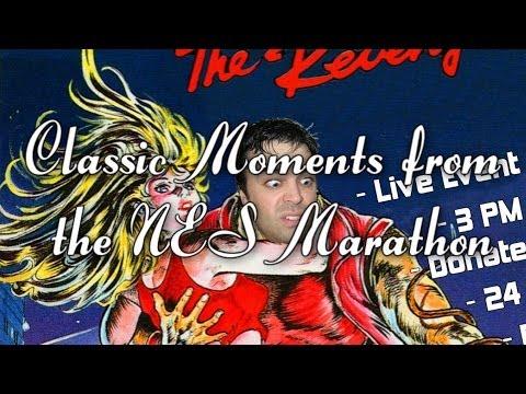 Dance Aerobics - Classic 3rd NES Marathon Moment #143