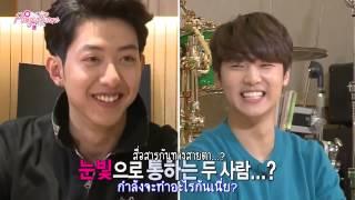 getlinkyoutube.com-[Thai sub] Unaired WGM Jonghyun-Seungyeon Ep 13 CNBlue Couple Game