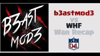 getlinkyoutube.com-#CWLWar Recap b3astmod3 vs WHF [German]