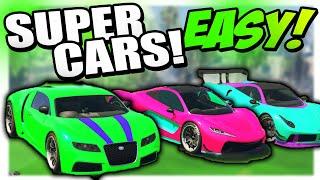 getlinkyoutube.com-FASTEST Ways To Buy Your Favorite Super Cars on GTA 5 Online! - (GTA 5 Fast Money)