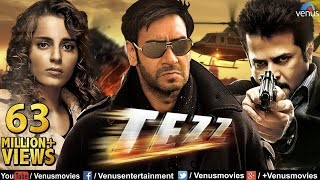 Tezz (HD) | Full Hindi Movie | Ajay Devgan Full Movies | Latest Bollywood Movies - ENGLISH SUBTITLE width=