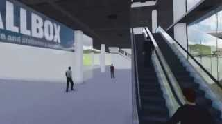 getlinkyoutube.com-lumion walkthrough : M A G N U S .the shopping mall
