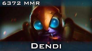 getlinkyoutube.com-Dendi Tinker 6372 MMR | Ranked Gameplay Dota 2