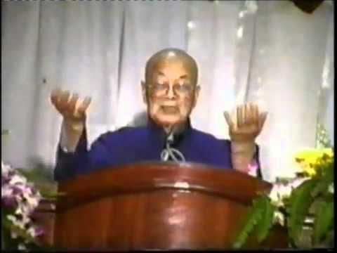 一代儒宗〔白水聖帝〕老前人 慈悲 90高齡尚到泰國弘揚一貫真傳