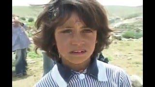 getlinkyoutube.com-Israeli Settlers Stoning Palestine  Children walking to school