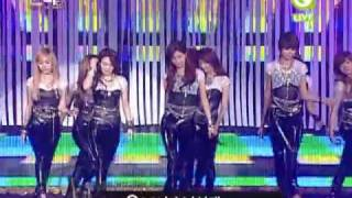 getlinkyoutube.com-【LIVE】091210 SNSD Chocolate Love & Gee @ 24th Golden Disk Awards