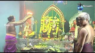 இணுவில் காரைக்கால் சிவன் கோவில் சப்பறத்திருவிழா பகல்
