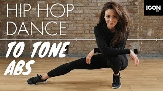 getlinkyoutube.com-Work Out: Hip Hop Dance to Tone Abs  |  Danielle Peazer