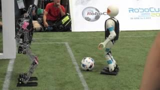 getlinkyoutube.com-RoboCup 2016: Humanoid TeenSize Soccer Winner NimbRo