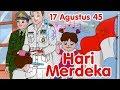 Hari Merdeka  17 Agustus 1945  | Diva Bernyanyi | Lagu Anak Channel
