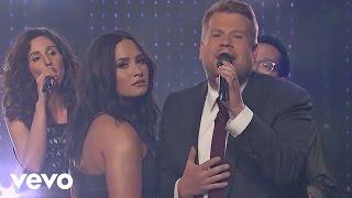 Demi Lovato & James Corden - I Will Survive (Gloria Gaynor Cover)