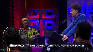 Schalk Bezuidenhout Highlights | Comedy Central Roast of Somizi | Showmax