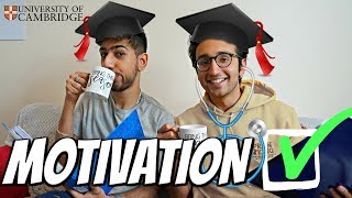 How Cambridge Students Get Motivated! MEDICINE & PSYCHOLOGY!