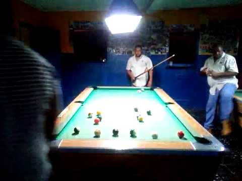 Billiards: This is what Professionals Do