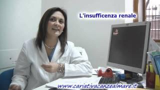 Medicina e salute - insufficenza renale