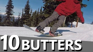 getlinkyoutube.com-10 Snowboard Butter Tricks to Learn First
