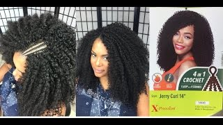 Xpression Crochet Hair Bohemian : ... JERRY CURL, KINKY CURL, BOHEMIAN CURL, BAHAMAS CURL 4 CROCHET BRAIDS